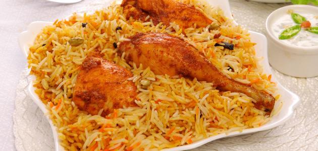 Photo of تحضير طبق الدجاج وطبق أرز صحي