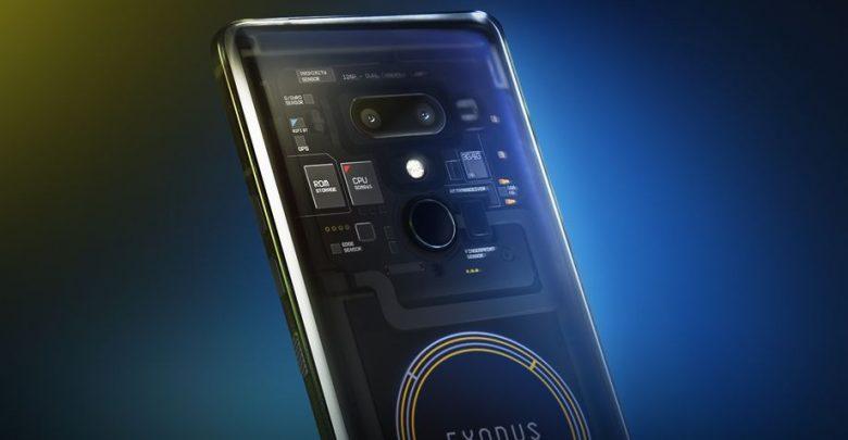 Photo of هاتف blockchain في HTC جاهز للطلب المسبق