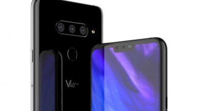 Photo of موصفات هاتف LG V40 ومميزاته