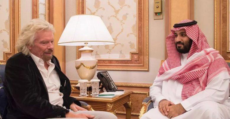 Photo of ريتشارد برانسون يعلق مؤقتًا شراكته مع المملكة العربية السعودية