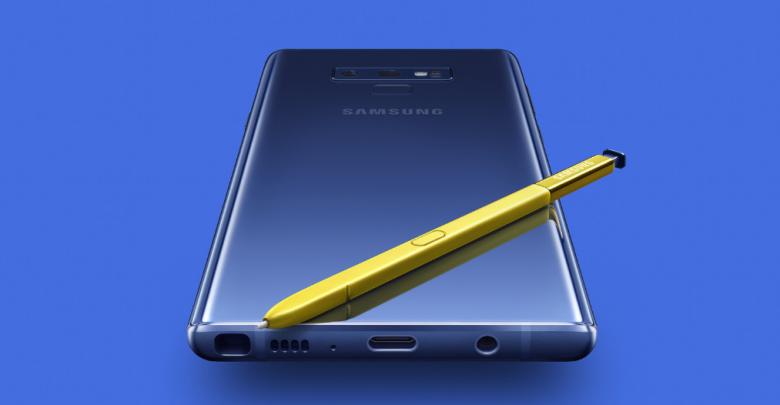 Photo of مميزات الجهاز اللوحي Galaxy Note9 S Pen