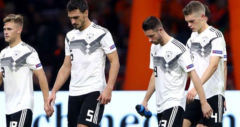 Photo of ألمانيا تعانى من هزيمتها الخامسة في تسع مباريات