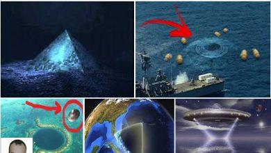 Photo of سر مثلث برمودا والأطباق الطائرة وعلاقتهم بالماسون
