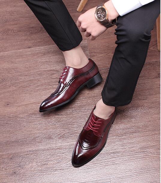 احذية رجالى جلد طبيعى